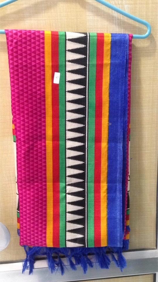 Artificial silk dupatta #silk #fabric #dupatta #indianwear #ethnicwear #clothes #traditionalwear #mumbai #india #store #shop