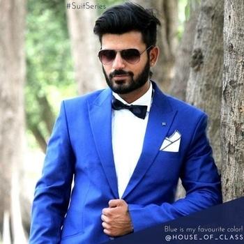 I can wear Blue all day! 🖤 #SuitSeries by @house_of_class . 📸- @virali19 . . . . . . . . . . . . . #Houseofclass #suits #weareexploroholic #groomme #istyleyouindia #roposo  #bloggersofIndia #OOTD #mumbaifashionblogger #bloggerlife #bloggerstyle #bloggerdiaries #blogpost #Black #aviators #bloggingisfun  #bloggerwear  #beardlife #shootdiaries #mensfashion #menstyle #mensstyle #menfashion #ootdmen #beard #HouseofClass #Mumbai #Basics #wegroom #sssmagazine #weareexploraholic #roposo #soroposo #roposomen #roposofashion #suits