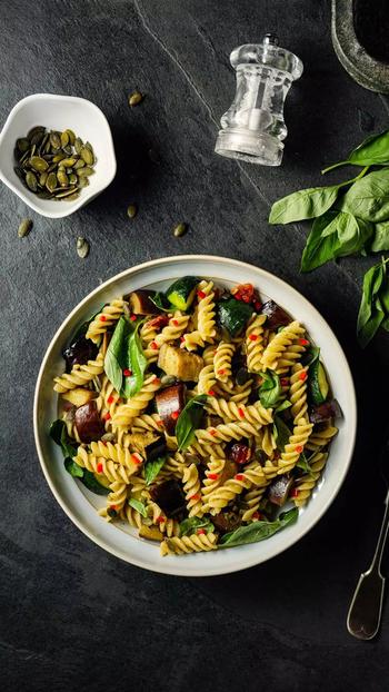 #pasta #chicken&vegdelight