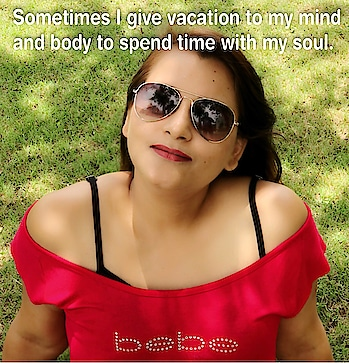 Life_Lesson_171_June 20th,2018 We all love vacations. But do we ever think to give vacations to our mind which keeps on doing the thinking part for us day and night. Do we think to give vacations to our body which keeps us going throughout. When we go on vacation we still make our body and mind work continuously. Give them a break too. #relaxmind #relaxbody #vacationmode #loveyourself
