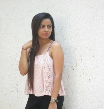 Cotton strip crop top with Black Denim and classy Daniel wellington watch!!  #LookForTheDay #StayClassy #StayStylish
