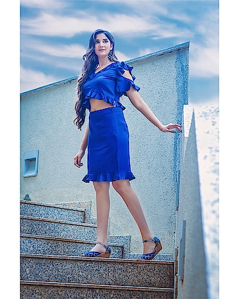 Beating the mid-week blues....| @stalkbuylove ⠀⠀⠀⠀⠀⠀⠀⠀⠀⠀⠀⠀⠀⠀⠀⠀⠀⠀⠀⠀⠀⠀⠀⠀⠀⠀⠀⠀⠀⠀⠀⠀⠀⠀⠀⠀ ⠀⠀⠀⠀⠀⠀⠀⠀⠀⠀⠀⠀⠀⠀⠀⠀⠀⠀⠀⠀⠀⠀⠀⠀⠀⠀⠀⠀⠀⠀⠀⠀⠀⠀ ⠀⠀⠀⠀⠀ ⠀⠀⠀⠀⠀⠀⠀⠀⠀⠀⠀⠀⠀⠀⠀⠀⠀⠀⠀⠀⠀⠀⠀⠀⠀⠀⠀⠀⠀⠀⠀⠀⠀⠀⠀ Shot by:- @yash_bhatwal_photography  Muah:- @letsblend__  #dress #fashionblogger #indianblogger #blue #dress #outfitstyle #coord #stalkbuylove #babesofsbl #makeup #hair #heels #onlineshopping #designers #stylists #fashionhouses #magazines #midweekblues