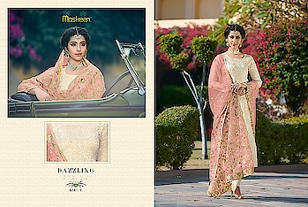 """Eid Collections 🤩 *Maisha Sultana* *Hit design 6802* Now available in more Colors 💯% Original only   Dispatching from next week Pre-booking Open !!  *Singles @INR 3230/-* BROCADE JAQUARD  Unstitched top and bottom  Book ur orders fast !! 💯% orignal product✅ 👉Prices inclusive of GST Tax 👉Sorry but No COD available 👉Payment modes - cash/cheque deposit// netbanking// creditcard// debit card payments/ western union / paypal/ payumoney/paytm 👉Free 🆓 delivery in India 👉Worldwide shipping available( Feel free to ask us shipping rates for your country) 👉Stitching as per measurement ( Tailoring) available with us. 👉To order whatsapp or Imo on 0091-9004659896 👉Call/sms/viber/tango on 00971-557204351 👉Skype Id - rooshfab 👉Follow us on www.facebook.com/olayla123 👉Instagram - olayla online boutique 👉For How to order kindly check on https://www.facebook.com/notes/o-layla-online-boutique/ 👉how-to-book-your-order-with-o-layla-online-boutique-/545844065509296  👉For return policies kindly check on  https://www.facebook.com/notes/o-layla-online-boutique/returns-and-refund-policy-with-o-layla-online-boutique/868169839943382 👉Follow us on http://www.roposo.com/@olayla 👉To register for regular collection updates on whatsapp, drop us a whatsapp message on 0091-9004659896 with your name and city and text - """"Add Me"""""""