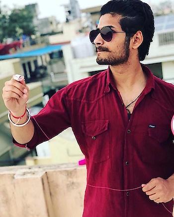 #makarsakranti #kitefestival #ahmedabad_diaries #roposo