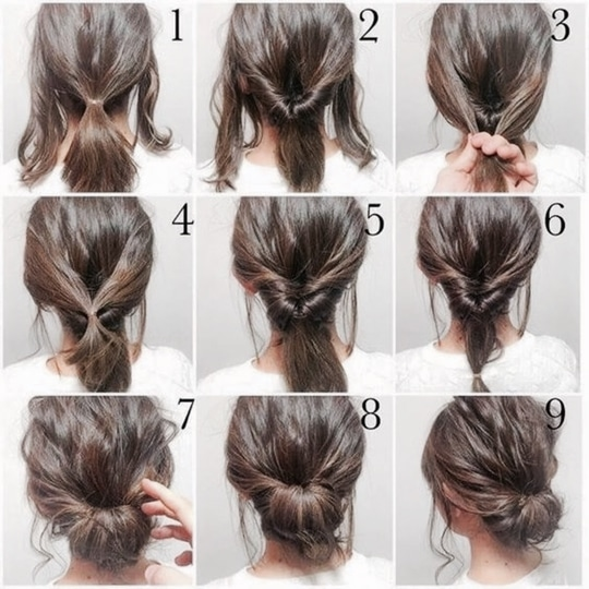 I just love this easy #hairdo .. a must try. #summerstyle #youtuber #stylefromcloset  #hairstyle