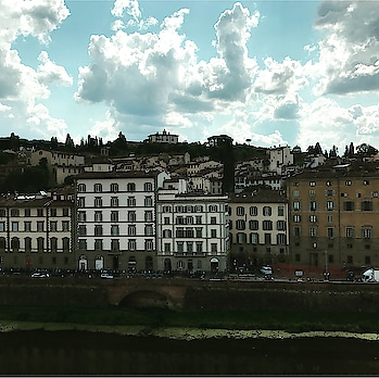 Beautiful View at Florence #travel-diaries #florence #italyvacation #wanderlust #travelphoto #travel