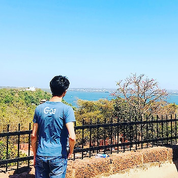 Be true to yourself #goadiaries #goabeach #goathings #roposplovers #vloggerlife