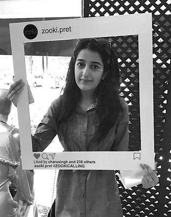 This one is from the launch of @zooki.pret store!  There is a new blog on the website talking about this new #multidesignerstore in town! 😃❤️ . #howilikeit #howilikeitjournal #fashion #fashionblogger #blogger #delhiblogger #indianfashionblogger #zookipret #zooki #zookicalling #multidesigner #affordableluxury #designerstore