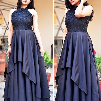 BESPOKE❤️   Reach out to us at contact@colorauction.com or DM for price and other details. Check out our exclusive collection only at https://colorauction.com  #bespoke#dress#customized#customizedesign#ootd#ootdfashion#womenclothing#gorgeous#stylepost#trending#ontrend#whatstrending#black#handembroidery#sexy#slayinblack#fashionpost#trends#exclusive