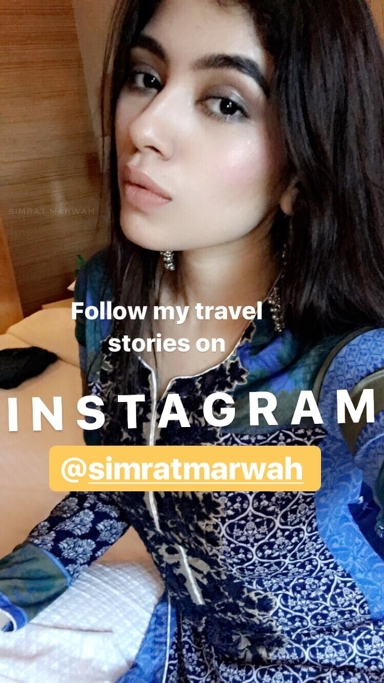 Follow my travel stories on Instagram & Snapchat : simratmarwah    #braids #summer #instagram #roposo #roposoblogger #roposolove #simratmarwah  #love #hairgoals #skincare #skincareroutine #beautyblogger #fashionblogger #lifestyleblogger #lifestyleinfluencer #influencer #likeforlike #like4like #followforfollow #first #fff #hot #redlips #lehenga #sabyasachi #sabyasachilehenga #taruntahilianioutfit #tanktop #lipstick #foundation #maybelline #giveaway #contestalert #giveawayalert #snapchat #nofilter #sunglasses #pinklips   #celebrityfashion