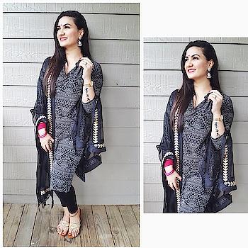 I don't wear Kurti's that often but when I do .. I absolutely ❤️ them #bestclothes #indianfashion #indianclothes #suit #comficlothes #girlinblack♠️  . . . . . . . . . #confidentwomen #confidenceissexy #confidencerocks #openbrownhair #openhair #indianfashion #fashionable #fashionoftheday #fashionblogger #bloggerstyle #smile #smilingfaces #brownhair #greenryeverywhere💚 #summerday #naturegram #naturelovers #naturegirl #happygirlsaretheprettiest #indianyoutuber #blogger #fashionandstyle #beautycare #beautylookoftheday ❤️