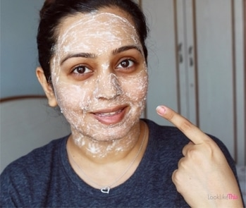 All about the benefits of rice flour and also a few of my favorite ways to use it on my skin - on the blog! Read https://looklikethis.in/rice-flour-face-mask/