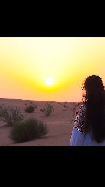 ~ I have a new hobby, watching the sunset in desert in Dubai ♥️ . . . Hello everyone ! I hope you started well the week ! and as promised my Dubai Vlog is online ! you can watch it on the blog and on my Youtube channel (link in my bio) 😉  . . - BLOG: luxuriousbeautygirls.com . -YOUTUBE: lien dans mon profil / link in my bio  —— #dubai #dubaisafari #dubaidesert #dubailife #dubailifestyle #dubai❤️ #desert #sunset #sunsetinthedesert #mydubai #mydubai🇦🇪 #trip #beautifuldestinations #vlog #dubaivlogger #lifestyle #blogger #bblogger #love #picoftheday #travel #beauty #makeupblogger #uae #topblogger #fashion #roposo