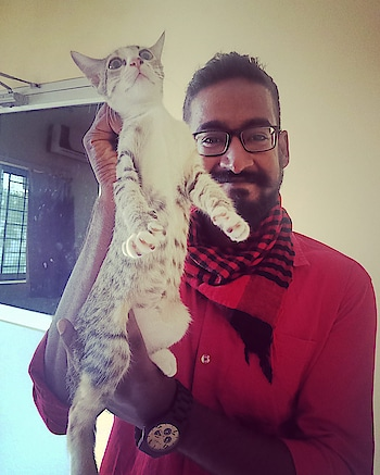 #caramel the kitty cat. #pet #cat #catsofinstagram #catoftheday #cats #catlife #catlover #catlovers #catworld #VigeDr #veterinarian #chocolatebrownhandsome #murukumeesai #meesai #mustache #mustachelove #beardlove #beard #thaadi #thaadikaran