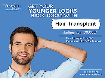FUE Hair transplantation Rs.30,000/- for 2500 hairs and Rs.45,000/- for unlimited grafts. No pain. No scar. Permanent.  Natural looking.  #newageaestheticsmumbai #hairtransplantclinic #hairtransformation #hairtransplant #hairtransplantation #hairtreatment #cheaphairtransplantcost #hairtreatments #hairtreat #mumbaifashionblogger #haircare #malepatternbaldbness #baldness #bald #natural-hair #hairregrowth
