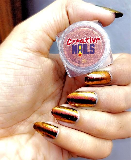 Nail art flakies! To order visit: https://shop.creativenails.in #creativenails #creativenails_beautyproducts #roposogal #sell #buy #flakies #nailartdesigns #nailartwow #nailartindia #nailartinspiration #nail-addict #nailartlove