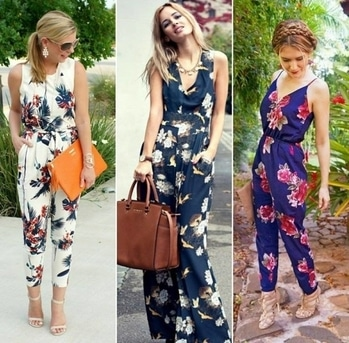 Jumpsuits are total summer must haves! They are simple and comfortable yet stylish, a rare combination in single attire. Brighten your summers with these cool floral jumpsuits 🌸🌸🌺🌺🌻🌻🍁🍁🌹🌹 . . #roposo #roposo-makeupandfashiondiaries  #roposolove #roposolovers #ropsofashion  #roposotrends #sexy #jumpsuit #jumpsuitlove #beautyblog #fashion #fashionista #fashionblogger #fashionlover #delhifashionblogger #delhifashion  #fashiontrends #chiclook #classy #summerready #summerstyle #stylishwear #comfortable #beauty #makeup #makeupblogger  #dressup #partymakeup