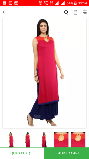 hello friends this dress can be perfect for you buy now https://srimatha.wooplr.com/product/avaana/6752045832994816/fuchsia-cut-and-sew-rayon-long-kurta