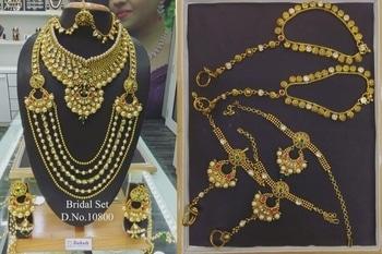 #bridal #set #bridal-jewellery #for #brides #wedding-bride #weddingseason  #bridalset