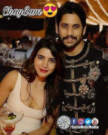 #ChaySam 😍 #Chaitanya #Samantha #cutecouples . #SocioHolicMedia #samanthaakkineni #nagachaitanya #akkineni #samanthachaithanya #nagachaitanyaakkineni #movie #movies #celebrity #couples #couple #celebritycouple #sam #chaitu #darling #georgeous #samantharuthprabhu