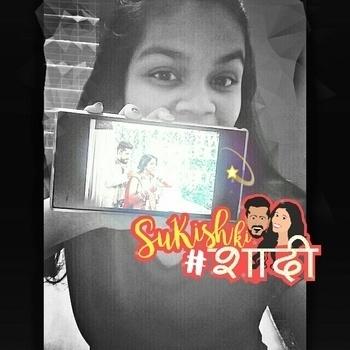#SuKishKiShaadi 💫💘 contest🙈 Posing with the only love of my life❤ @suyyashrai @kishwermerchantt #SuKishKiShaadi