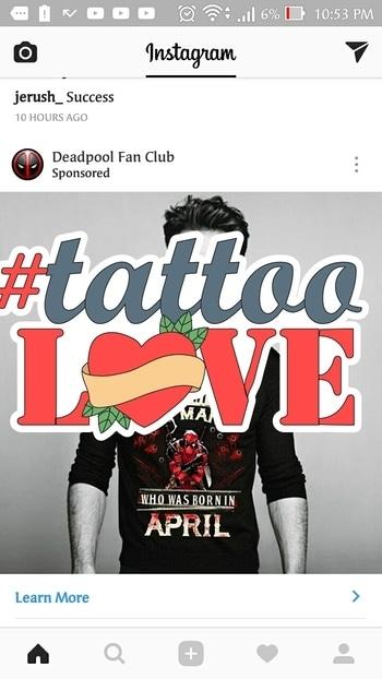 #MyFirstPost #SoRoposo #MenOnRoposo #tattoolove