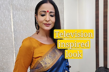 Look inspired by television #watchnow #lataasaberwal #linkbelow https://youtu.be/HQvy4b4kCbE