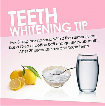 For the bright smile that all of us wants..  #diy #beyoutiful #doityourself #brightsmile #sparkle #loveyourself #beautytips #homeremedies #beyourownkindofbeautiful #tipoftheweek