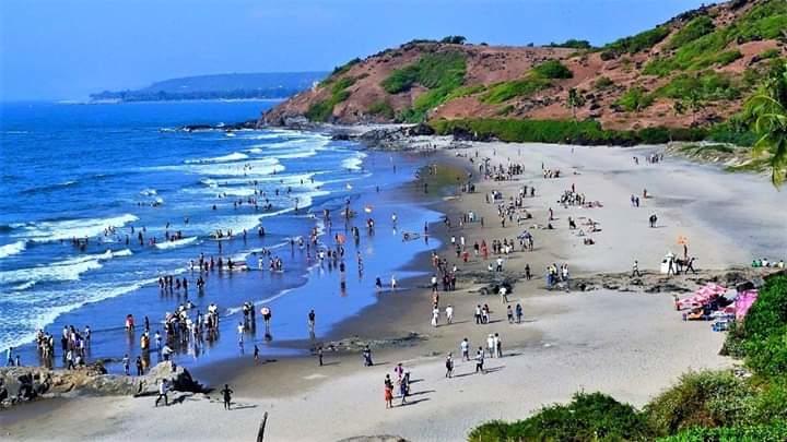 (y) Vagator Beach #Goa