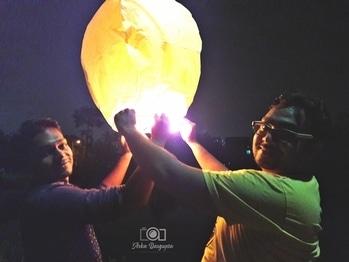 #sky_lantern