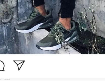 my sneakers like plzzz