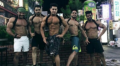 squad goals 💪💪  -  #eatclean #motivation #bestoftheday #fitnessfreak #instadaily #wellness #abs #fitfam #instahealth #inspiration #instafit #active #healthylife #fitnessaddict #gym #twelveskip #foodgasm #getmoving #india #lifestyle #instafitness #health #diet #fitspo #beastmode    #fitness
