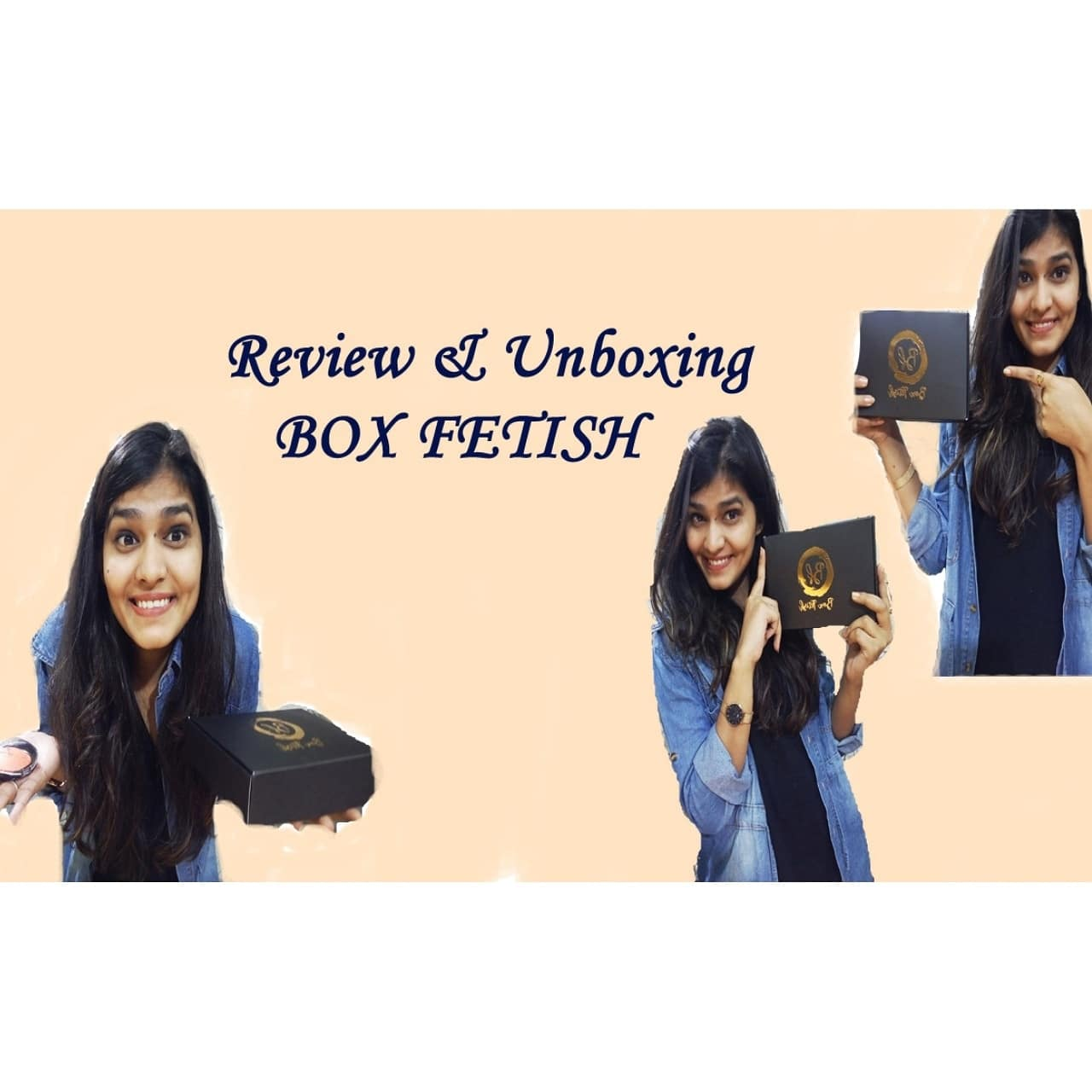 Review and Unbxoing of @boxfetish is up on my youtube channel now.  Please like, comment, share and subscribe. 🌟 . .  https://youtu.be/tPgYKwAGreg { also link in bio} . . #fashion #beauty #beautyblogger#Instadaily #beautyblog #beautybox #love #video #videolover #videoblogger#videoporn #videolove #vlog #review #reviewer #beautyboxreview #youtuber #youtubevideo #youtube #treasuremuse 😘 #roposo #soroposo #ropo-love#ropo-good #roposostyle#roposogirl#roposostyle #roposo #roposofashiondiaries