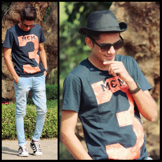 T-Shirt - Montail & munero (Myntra.com)  Wayfer - Ray--ban (Myntra.com) Hat - gucci (Abof.in)  Jeans - Calvin Klein (Myntra.com) Hand band - Being human classic collection (beinghuman store)  Shoes - Adidas Originals Superstar (Jabong.com) Watch - Rolex Cilini collection (Rolex Store ) #thevogueparadise #hate #enemies #sun #white #fashion #quote #you #bloggerlife #lifestyle #blog #blogger #style #ootd #men #fashionblogger #fashionbloggerindia #instagram #tbt #love #fashionista #streetfashion #streetstyle #instagrammers #vogueindia #indianblogger #indianfashionblogger #indianmaleblogger #roposodaily #fashionstyle #photoshoot #hair #black #fashiongram #new #cute #shoes #skincare  #swag #indianwedding #roposostyle #instafashion #menswear #outfit #photooftheday #happy #instadaily #instagram #beautiful #girls #onlineshopping #rajasthan #indianfashion #mensfashion #travel #soroposo #look #bloggerlife #hate #indianmaleblogger #indianfashion #fashiongram #travel #fashionblogger #photooftheday #soroposo #love #skincare #indianwedding #lifestyle #roposogal #black #shoes #mumbai #white #ootd #blogger #fashionstyle #indianfashionblogger #photoshoot #thevoguepriest #indianblogger #enemies #instagram #fashion #fashionista #roposodaily #outfit #mensfashion #blog #cute #sun #streetfashion #style #vogueindia #quote #happy #instadaily #menswear #men #hair #tbt #look #girls #swag #beautiful #you #instagrammers #new #onlineshopping  #instafashion #streetstyle #fashionbloggerindia :)  #casualwear #heliumformen #heliumformen #celebrityfashion ❤