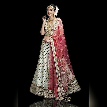 Brides are brides, no matter if they go for subtle colors or go for the dark ones.  Get designer wear at pocket-friendly prices in our stores in Dehradun, Delhi and Pune or logon to our website www.rentanattire.com. #weddingphotos #weddingbuzz #subtle #traditional #weddinginspiration #bridestobe #brides #trends2019  #weddingday #preweddingphoto #rentals #lehenga #lehengastyle #lehengacholi #rentanattire #pune #delhi #dehradun