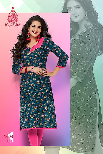 📣  📣  📣 *KAJAL STYLE*  Catalogue name: *BABY DOLL vol-4*  ✨Details 👗Fabrics - Heavy Cotton( cambric )  🎗Size - M(19) L(20) XL(22) XXL(23)   🌈 Length--> 40  ☣Designs- 20 pcs  🏃🏼🏃🏼🏃🏼hurryyy uppp....Book your order now...🤷♂🤷♂🤷♂  #kurtisforwomen  #kurtisonline  #kurtishopping  #trendingnow  #kajalstyle
