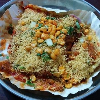 #yummy #mouthwatering #tasty #sevpuri #chatpatta #mumbai #special #favorite #junkfood #😊 #👍