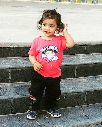 Kids are always happy so be cool and act like a kid again . . . . .  #lucknowbloggers  #fashionblogger #lucknowfashionbloggers  #indianblogger #minimodel  #minidiva  #instakids  #kidsfashion  #like  #lucknowbloggersofficial  #little_supermodel  #littlefashionista  #bloggerswanted  #follow  #lucknowdiaries  #cuteblogger  #asianblogger  #momandbabygirl #lucknowfashion  #childblogger  #childmodel  #ootd #toddlersofinstagram #modelagency  #kidsmodelworld #thecityblogger