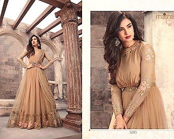 #elazkaindia #elazka_bottom #elazka4u for orders plz Dm or WhatsApp @ 9441272550 at just ₹1549/-     Maisha 5205  Fabric detail👇🏽 Top:-  Net With Heavy Embroidery Bottom:- Santoon Inner:-    Santoon  Dupatta:- Nazneen    ONCE BOOKING DONE IT WILL NOT GET CANCEL.........