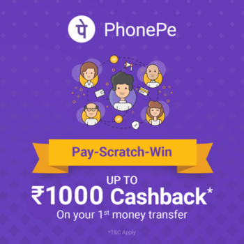 #earn money with phonepe
