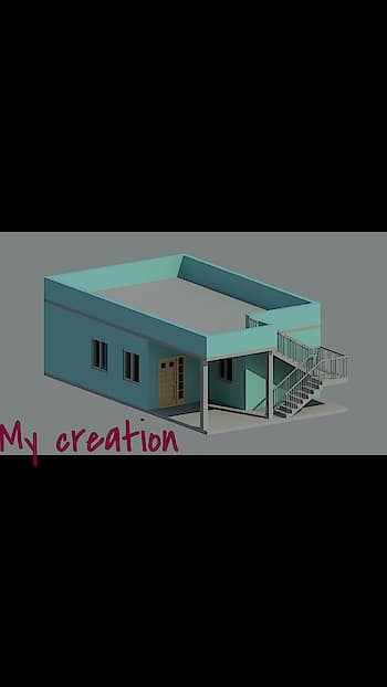 #elevation #civilengineers #model #house
