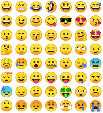 💢 Happy World Emoji Day!!! 💢 Comment your favourite emoji below 👇  🔁  #worldemojiday #emojiday #emoji #emojis #emojitrend #emojilife #emojiface #emojiart #emojilove ⁣⁣#tech #technology