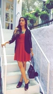 Good morning guys! 😘 keep it simple yet classy.   #fashionbloggers #ootd #delhiblogger #styleblogger #trendy