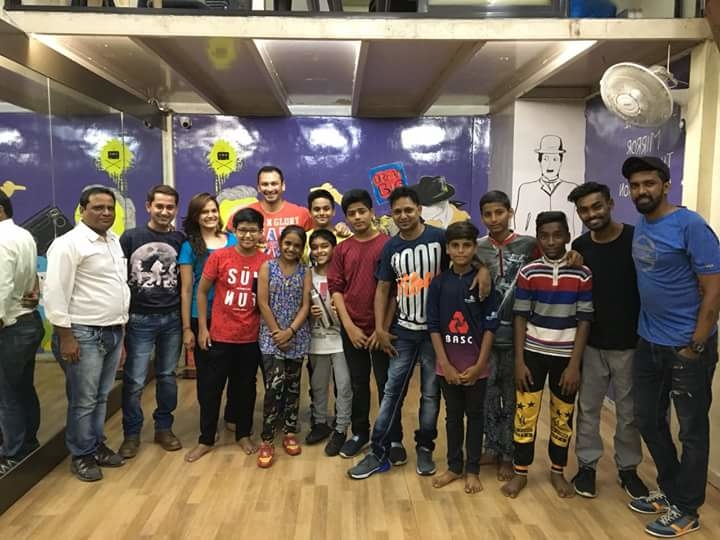 1st Practice session with #Imran sir @ #Only #Talent #The #Activity #Studio Everyone enjoyed alot..now every monday will rocccck more..