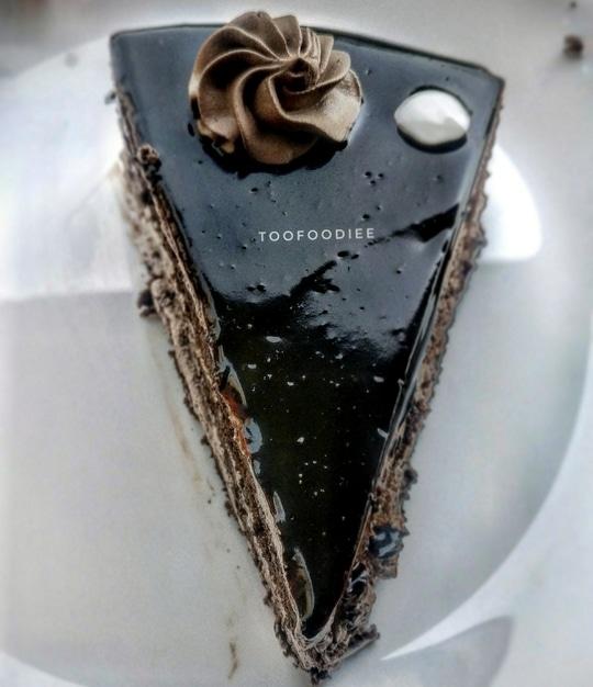 ~Chocolate Truffle Pastry ~