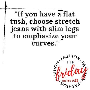 You gotta show off those curves! 🔥 . . . . #theredbox #tgif #fridayfashion #fashiontips #styling #earrings #accessorize #lockdownlife #stylegram #fashiontip #curves