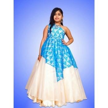My design  selfstitched Empireline gown  #inifdbandra #bstylish