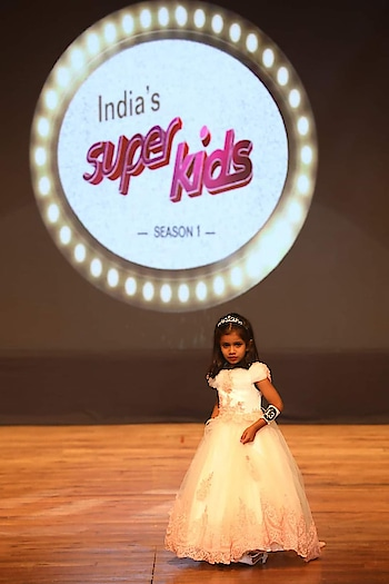 Indian super kids season 1 fashion show