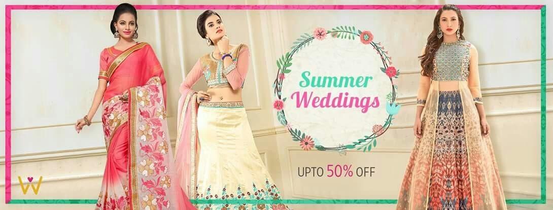 #SummerWeddings #WedLista #FashionForWeddings