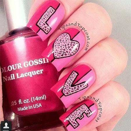 #love #nailpaintlove #pinklove #nailaddict #summer-style #coolfashion #gorgeousstreetstyle #stayclassy #stayupdatedformorefashionknowledge #livelaughtravel #livelaughlove #keepsmiling #keepitclassy #stayfitandhealthy #keepfollowingguys